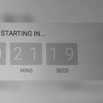 21 menitlagiiiiyippiee