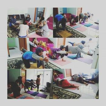 Sejak ikut pelatihan prenatal gentle yoga bersama team hypnobirthingindonesia bidankitahellip