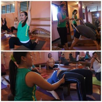 Yoga balance Januari