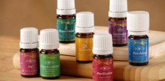 Essential Oil Young Living