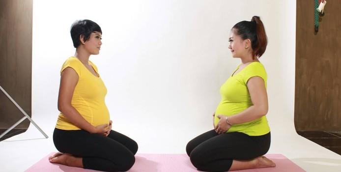 Sore ini saya akan share tentang prenatal gentle yoga with partner. Tapi saya akan share melalui IG @prenatalgentleyoga ...so..tidak bisa langsung ke share di FB karena ada masalah di setting nya. So..bagi yang senapsaran...follow aja ig kami di @prenatalgentleyoga  atau @bidankita  atau @hypnobirthingindonesia  ya... Cekidot