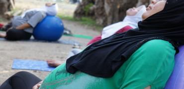 dapatkan hasil maksimal dari prenatal gente yoga