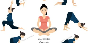 Yoga yuk, biar sehat
