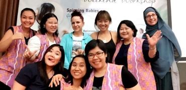 Workshop Spinning Babies Jakarta 2016