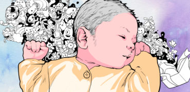 Kami Lahir kembali menjadi Ibu dan Ayah